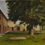 Oil on canvas - 37,5 x 97,5 cm