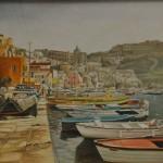 Oil on canvas - 35 x 39 cm