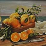 Oil on canvas - 33 x 49 cm