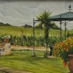 Oil on canvas - 30 X 50 cm