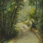 oil on canvas - 30 x 40 cm