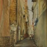 Oil on canvas - 35 x 45 cm