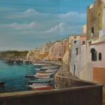 Oil on canvas - 90 x 120 cm