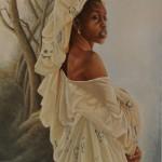 Oil on canvas - 60 x 119 cm