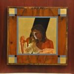 Oil on canvas - 41,5 x 43,5 cm