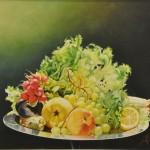 Oil on canvas - 50 x 70 cm